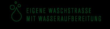 Eigene Waschstraße